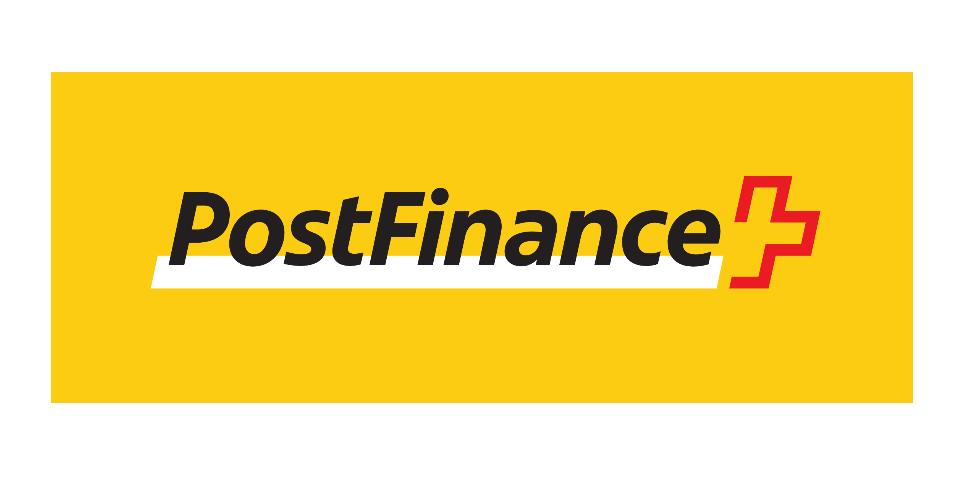 <b>PostFinance</b><br>Kreditkarte, Postfinance & Twint